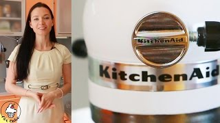 видео Обзор миксера KitchenAid Artisan