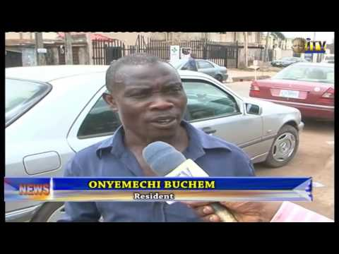 Indiscrinimate Parking Of Vehicles On Some Major Roads In Benin Hinders Free Flow Of Traffic