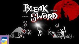 Bleak Sword: Apple Arcade iOS Gameplay Part 1 (by Devolver Digital)
