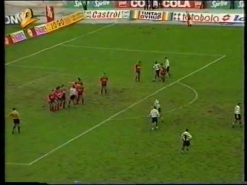 15J :: Sporting - 4 x Gil Vicente - 1 de 1995/1996