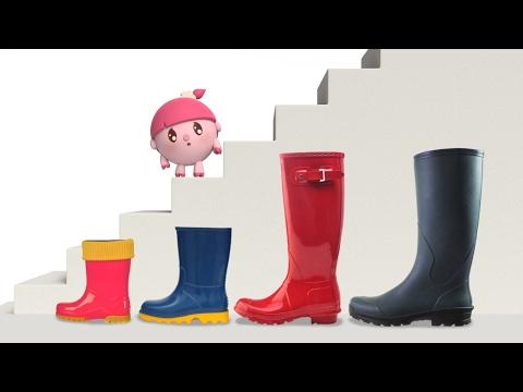 Малышарики - Новые серии - Ромашка | Сборник - Развивающие мультики для маленьких