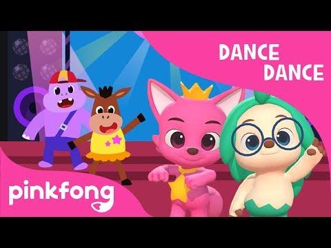 Animal Rhythms | Dance Dance | Nursery Rhyme | Pinkfong Songs for Children