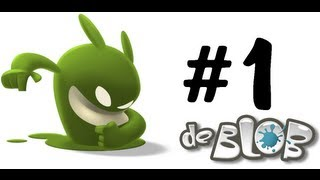 de Blob (Blind) - Part 1 - Things are Looking a Bit Gray