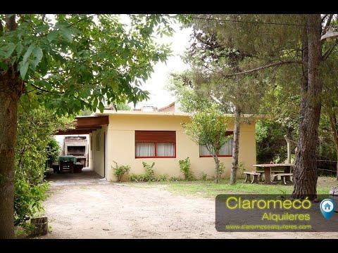 Rincón de Coco - Claromeco Alquileres