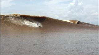 "Seven Ghosts Ep2 - The ""Bono"" - Amazing Tidal Bore Surfing"