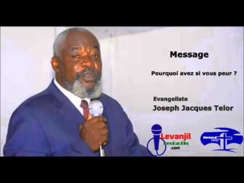 Evangelist Telor Joseph- Poukisa ou pè
