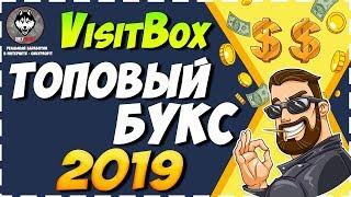 VisitBox - Лучший Букс для Рекламы и Заработка без Вложений