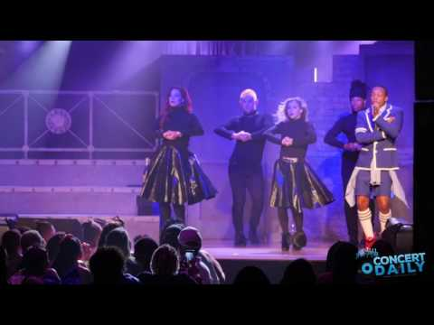 "Todrick Hall perfoms ""Expensive"" live at Baltimore Soundstage"