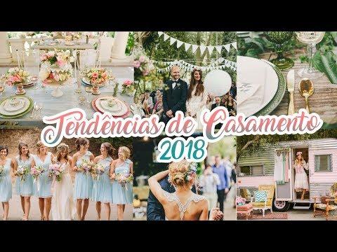 TENDÊNCIAS DE CASAMENTO PARA 2018  Véu de Noiva