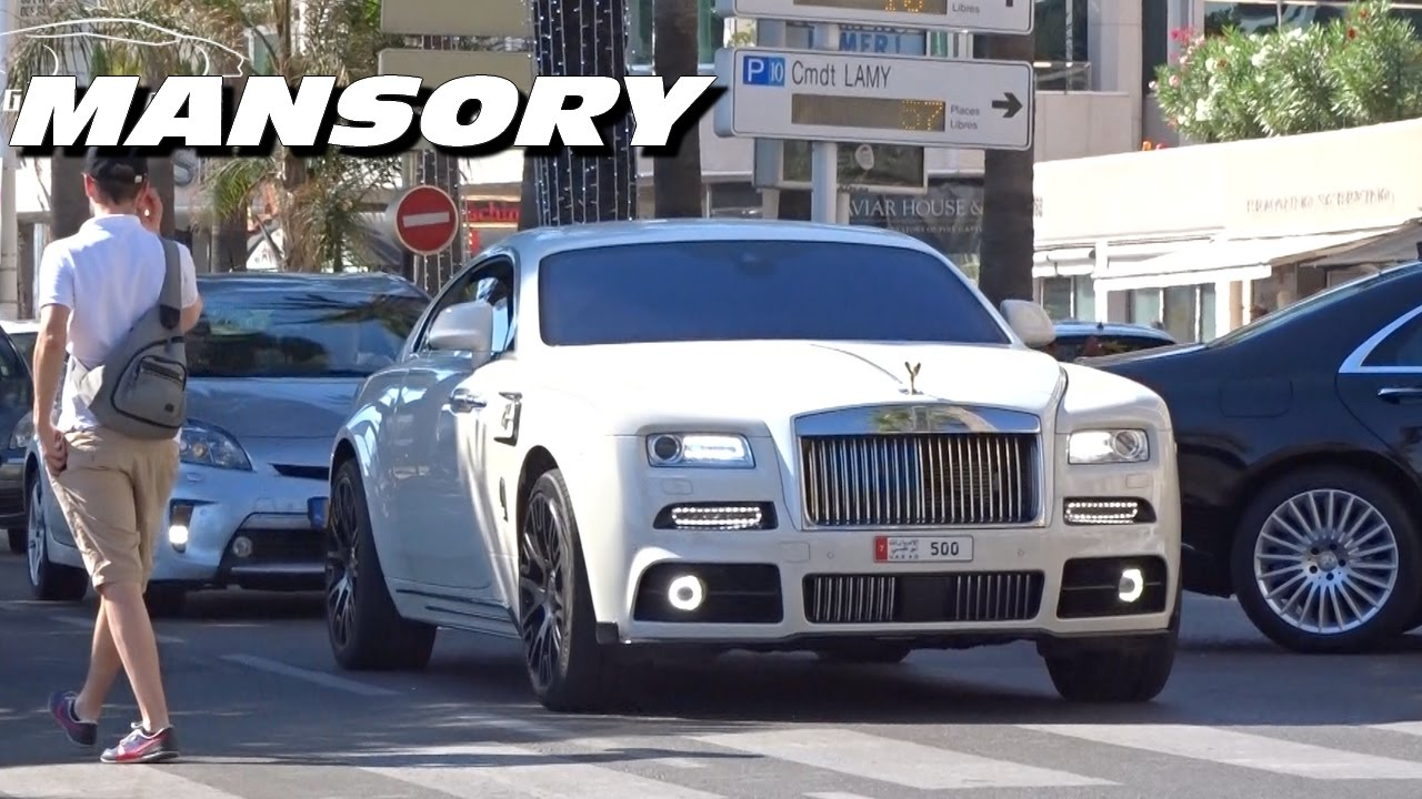 rolls royce wraith white and black. mansory rolls royce wraith in white and black