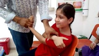 Me Pusieron La Vacuna V.P.H  Vacunas De Ashley Mely Vlog