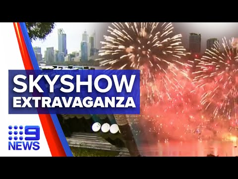 2020 Australia Day Skyworks Sneak Peek