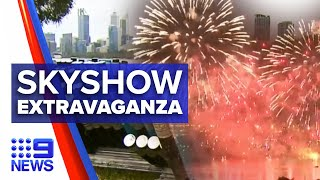 2020 Australia Day Skyworks sneak peak