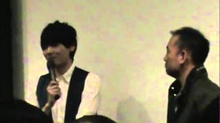 Yuki Furukawa Q&A at JPOP Summit Festival July 20th 2014