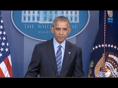 Obama On Russian Hacking And US Elections