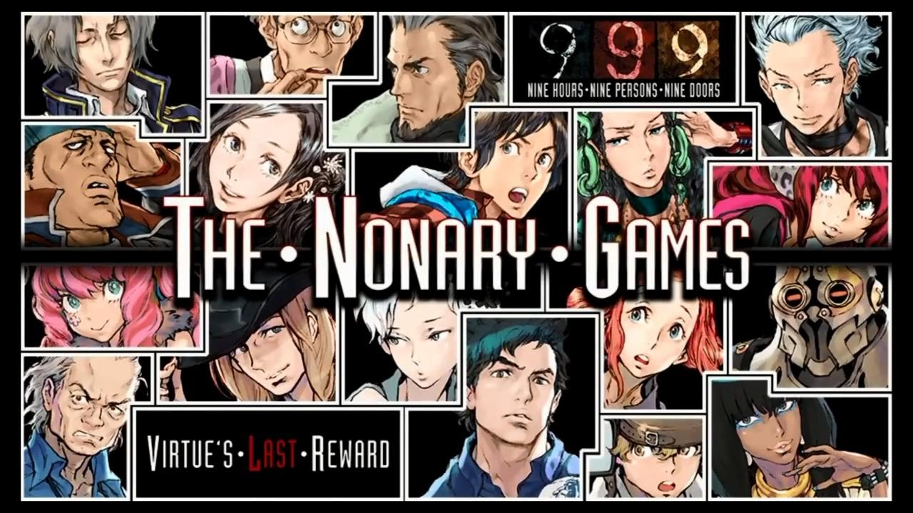 Zero Escape The Nonary Games (PS4) - Gameplay - 999 Nine Hours Nine Persons Nine Doors  sc 1 st  YouTube & Zero Escape: The Nonary Games (PS4) - Gameplay - 999: Nine Hours ...