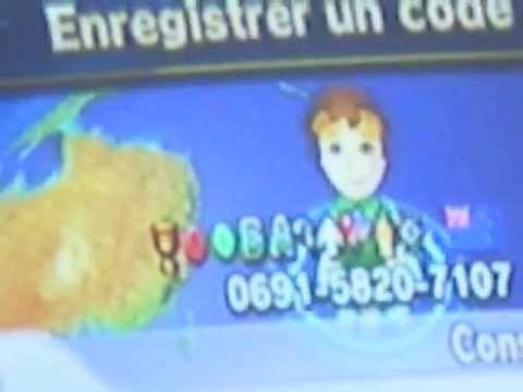 Code Ami Mario Kart Wii