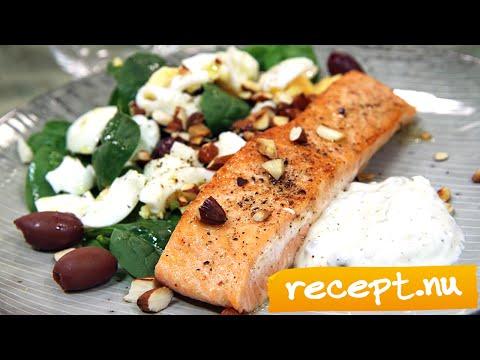 Mitt kök: Stekt lax med citron - TV4