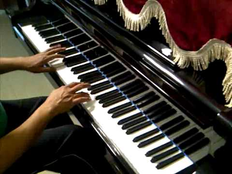 Tuhan (God) piano by Beginner