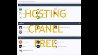 Hướng Dẫn Đăng Kí Hosting Cpanel Miễn Phí | How To Get Hosting Cpanel Free Update 1/11/2019