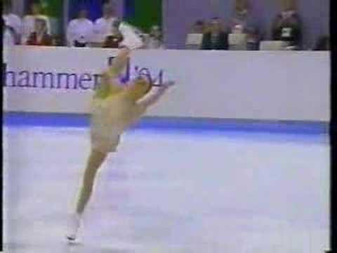 Nancy Kerrigan - 1994 Olympics LP