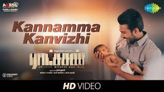 Kannamma Kanvizhi | Video | Ratsasan | Vishnu Vishal | Amala Paul | Ghibran | Ramkumar | Sean Roldan
