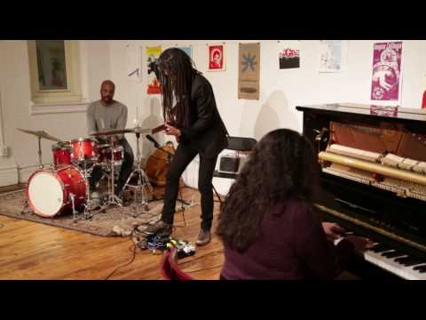 Angelica Sanchez, Brandon Ross, Chad Taylor - Not A Police State / Arts for Art - January 22 2016