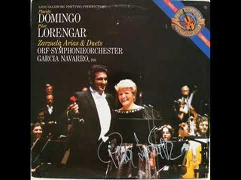 Plácido Domingo - Pilar Lorengar, Dúo de la Africana