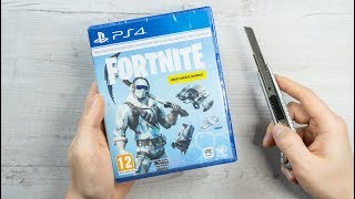 PlayStation 4 - FORTNITE Deep Freeze Bundle + SKIN GIVEAWAY + PREVIEW + GAMEPLAY