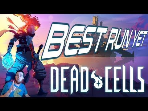 DEAD CELLS   BEST RUN YET