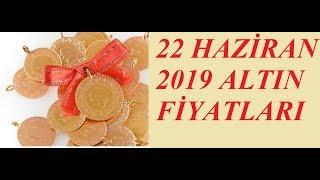 22,06,2019 Altın Fiyatları Dolar Fiyatları Euro Ne Kadar Sterlin Kaç Lira