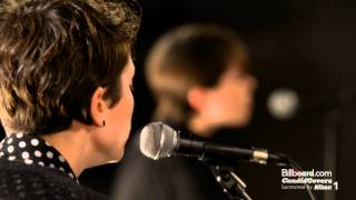 tegan sara cover cyndi laupers time after time live