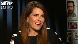 Everybody Loves Somebody (2017) Karla Souza talks about her experience making the movie