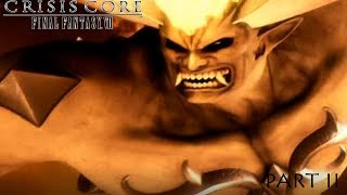 #2 - Feurig Feuer ifrit! - Crisis Core Final Fantasy VII