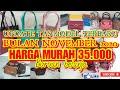 UPDATE BERBAGAI TAS MODEL TERBARU BULAN NOVEMBER 2020 // PUSAT TAS LOKAL MURAH DI JAKARTA