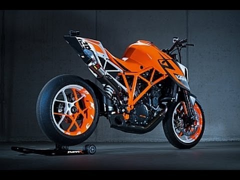 ☆CLOSE UPS☆ KTM 1290 Super Duke R Prototype