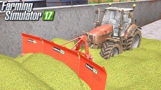 Aż zawisnąć można - Farming Simulator 17 [PLATINUM] | #16