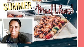 What's for Dinner? | Family Meal Ideas 2019 | Cook with Me