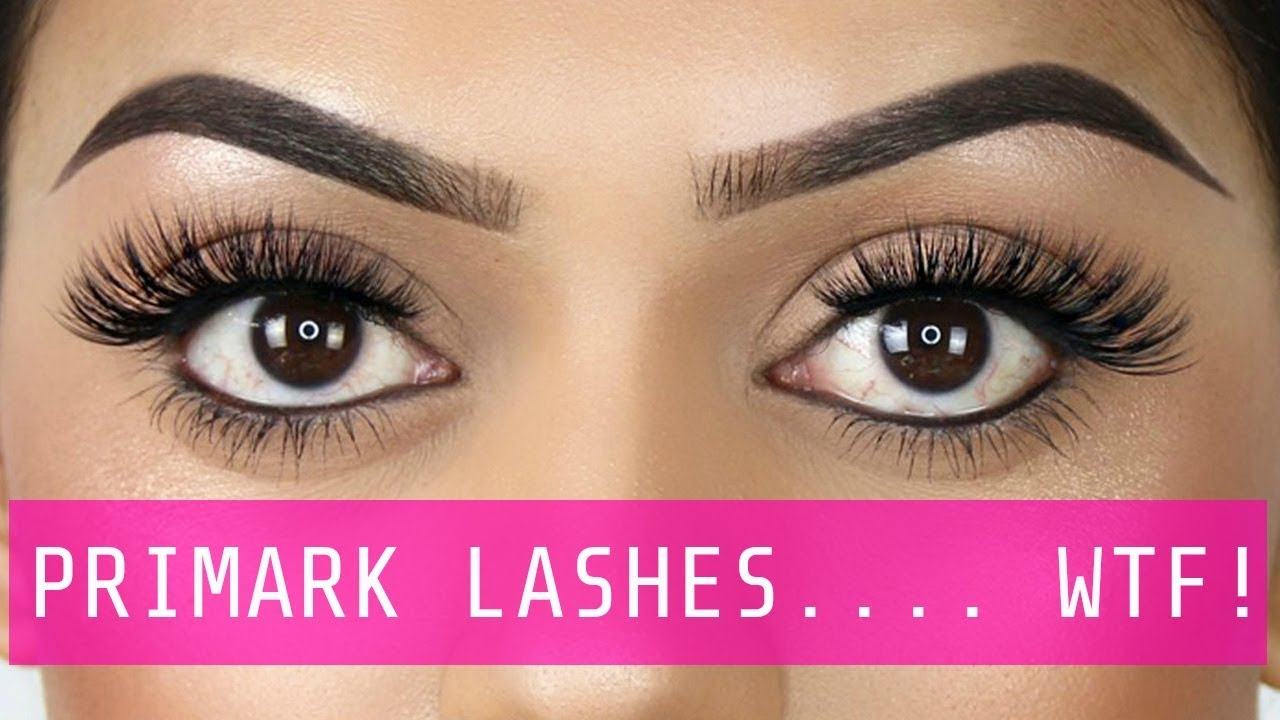 746f65e18e2 New primark luxurious lashes review & application| I AM IN SHOCK | Sabrina  Anijs
