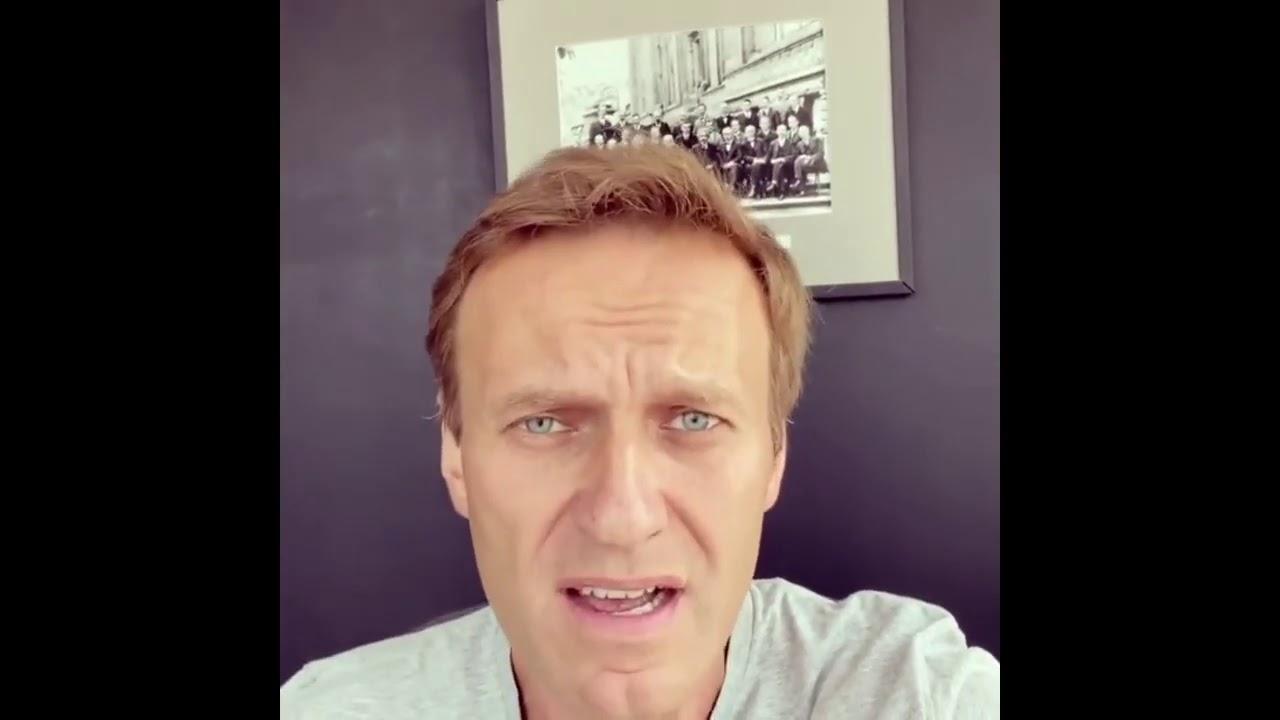Навальный о назначении Михаила Дегтярёва губернатором Хабаровского края