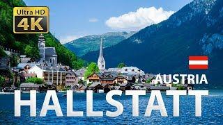 Hallstatt Austria 2018 |  Drone 4K