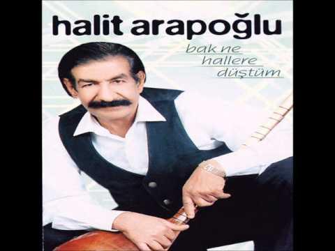 Halit Arapoğlu - Efkar Bastı Bu Gece (Deka Müzik)