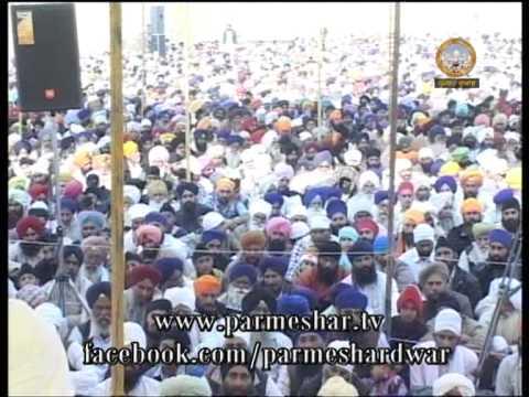 [Dariae Kartar Ton] (Dharna) Sant Baba Ranjit Singh Ji Dhadrian Wale