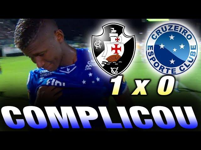 Assistir Vasco 1 X 0 Cruzeiro Ao Vivo Aqui Brasileirão