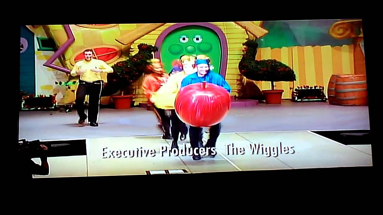 Closing To The Wiggles: WiggleDancing Live In The U.S.A