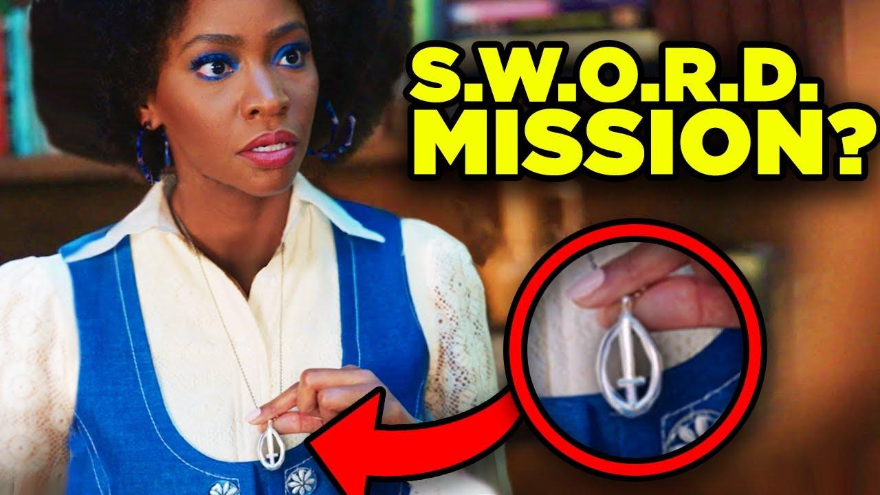 WANDAVISION Episode 3 REACTION! SWORD Mission Explained! (SPOILERS)   Inside Marvel