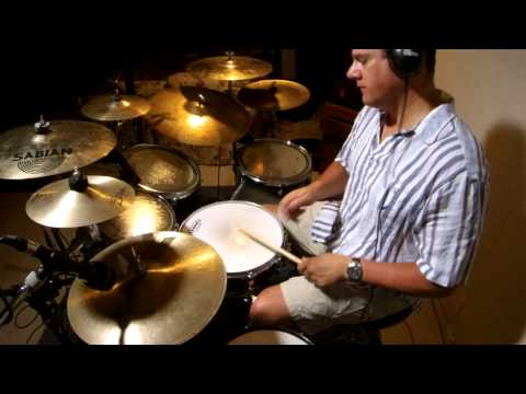 Steely Dan - Time Out Of Mind - drum cover...