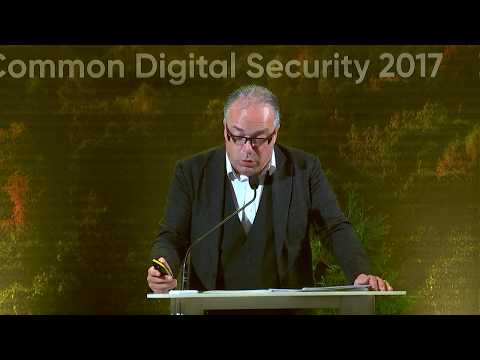 EU cyber security conference 2017 Airbus Speech
