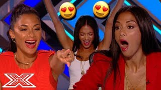 Nicole Scherzinger's FAVOURITE Auditions And Performances - Judge's Highlights | X Factor Global