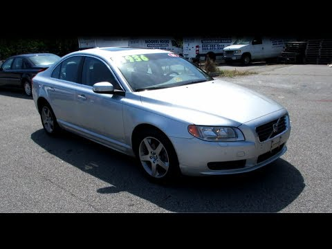 2009 Volvo S80 T6 AWD Walkaround, Start up, Tour and Overview - YouTube